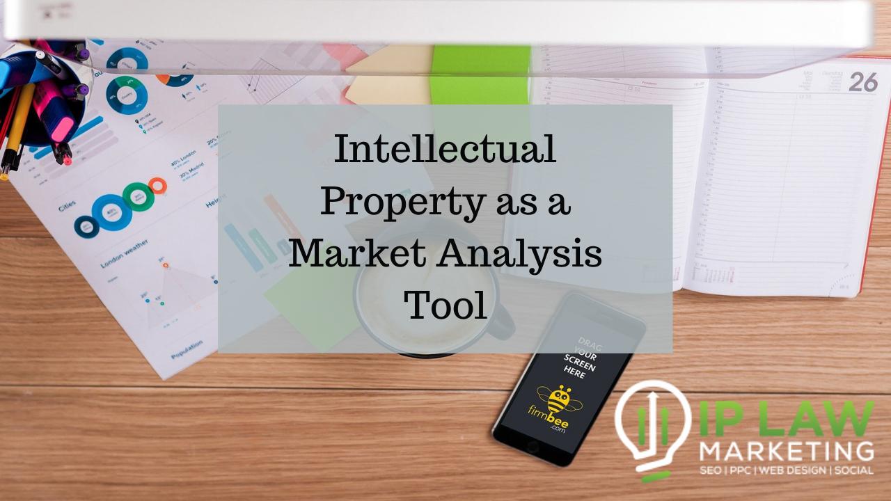 Intellectual Property Market Analysis Tool