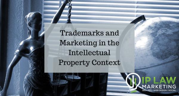 Intellectual Property: Trademarks vs Marketing