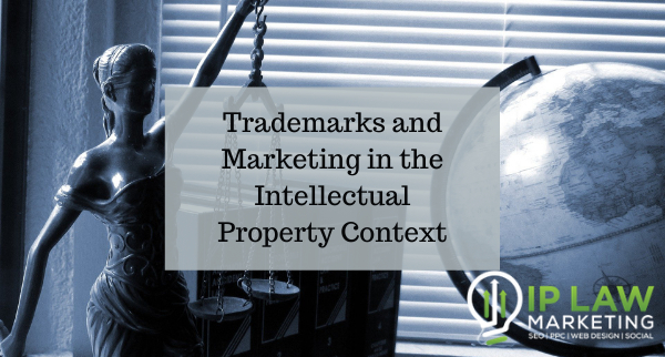 Trademarks and Marketing for IP Law